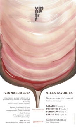 Villa Favorita 8-10 aprile 2017