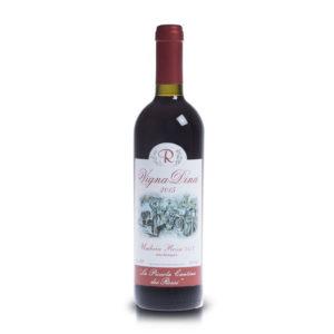 Vigna Dina 2015 Rosso Umbria IGT da uve Merlot e Cabernet Sauvigno