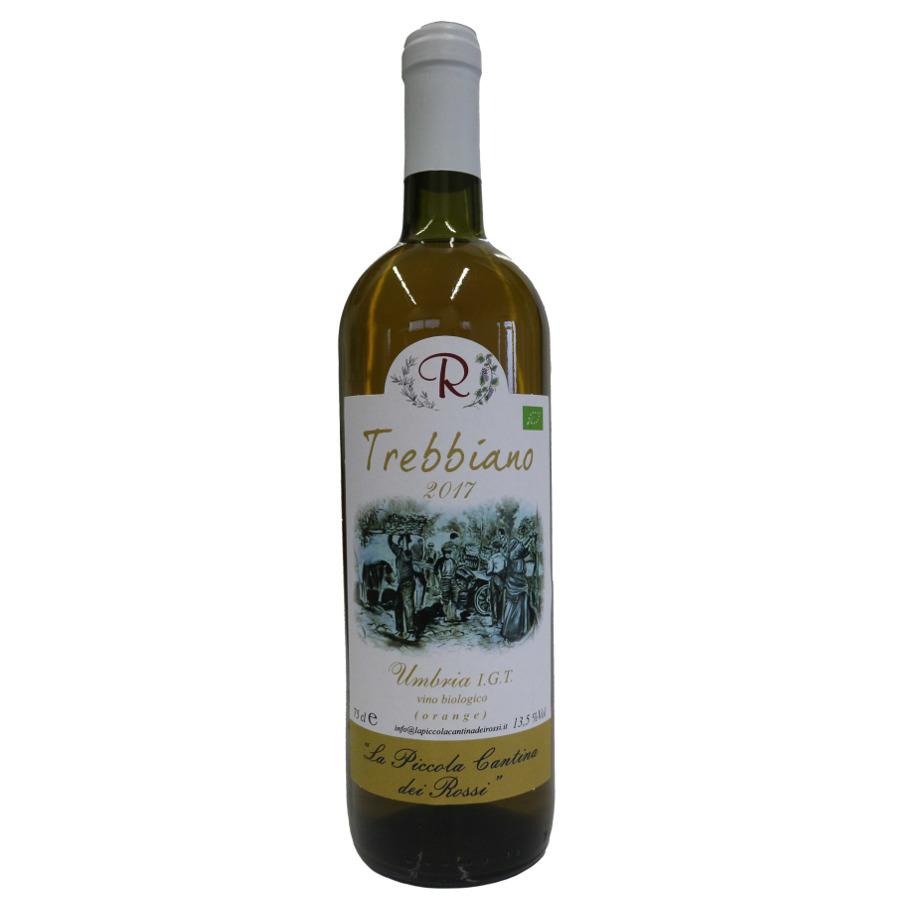 Trebbiano – Bianco Umbria IGT: Nuovo – da uve Trebbiano Toscano  in purezza,  assenza di filtraggi e chiarifiche