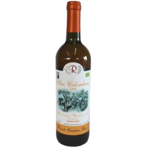 San Colombaro 2019: Bianco Umbria IGT da uve di Verdea in purezza, con breve macerazione sulle bucce (orange).