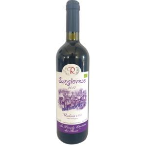 Sangiovese 2017: Rosso Umbria IGT da uve di Sangiovese in purezza,